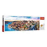 """Пазл """"Порту, Португалія"""", 500 елементів Trefl Panorama (5900511295023)"""