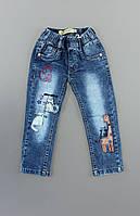 {є:98} Джинсові брюки для дівчаток Grace Артикул: G70767 [98]