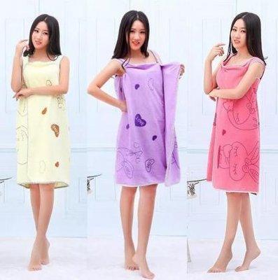Рушник халат для лазні та сауни