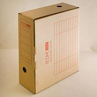 Бокс архивный Economix 80мм