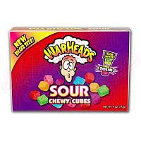 Желейки WarHeads Chewy Cubes 113g