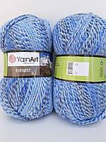 Пряжа YarnArt Everest полушерсть 7021 (Ярнарт Еверест Эверест) 30% шерсть, 70%акрил