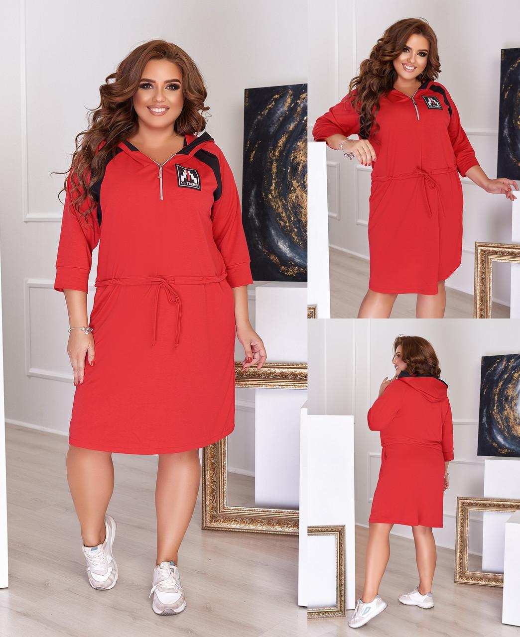 Платье женское 4128вл батал
