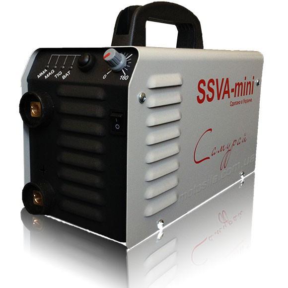 Сварочный инвертор, аппарат SSVA-MINI «САМУРАЙ» без кабеле