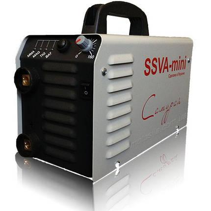 Сварочный инвертор, аппарат SSVA-MINI «САМУРАЙ» без кабеле, фото 2