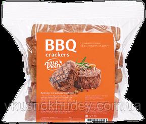 Крекеры низкокалорийные VELN™ со вкусом Барбекю (100 грамм)