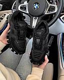 Женские кроссовки Prada CoudBust (black), женские кроссовки Прада, фото 3