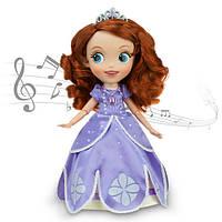 Кукла поющая София высота 30см  Disney