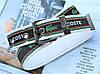 Мужской тканевый ремень Lacoste белый, фото 3
