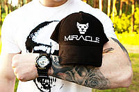 Мужская кепка бейсболка Miracle Brand