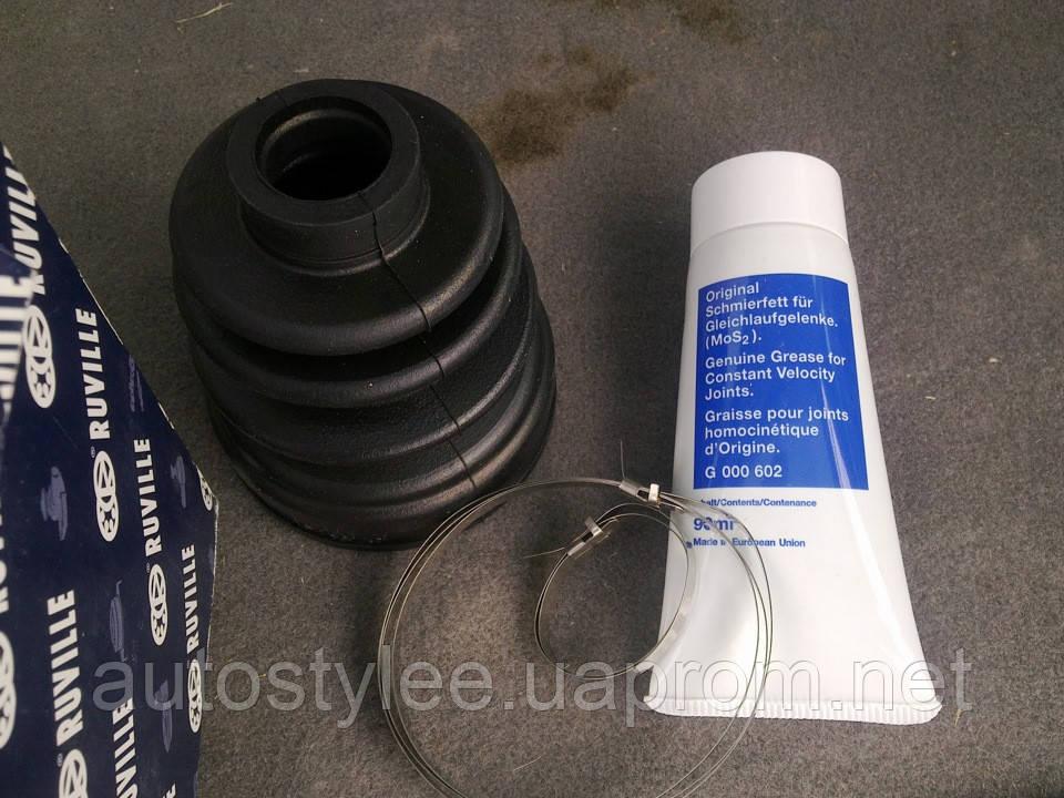 Комплект пылника  шруса внутренний (со стороны коробки)OPEL ASTRA G,755313