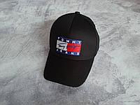 Стильная кепка бейсболка унисекс Tommy Jeans черная