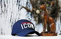 Мужская кепка бейсболка Dsquared ICON blue