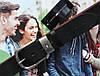 Кожаный ремень Tommy Hilfiger 130 см Black, фото 4