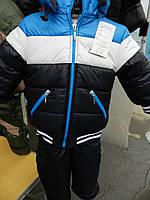 Детский зимний комбинезон на мальчика., фото 1