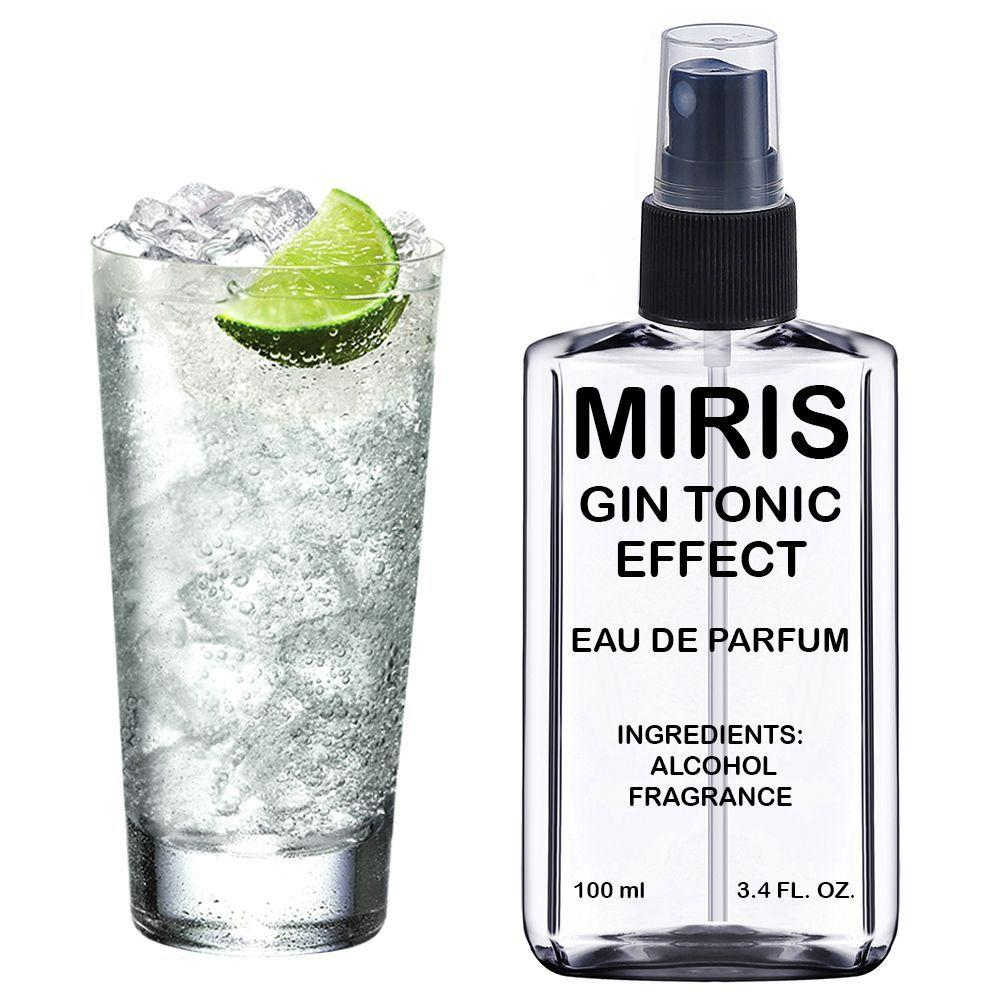 Духи MIRIS Gin Tonic (Аромат Джин-Тоника) Унисекс 100 ml