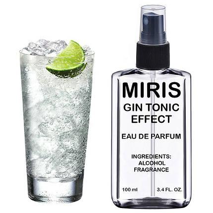 Духи MIRIS Gin Tonic (Аромат Джин-Тоника) Унисекс 100 ml, фото 2