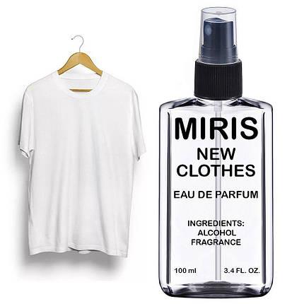 Духи MIRIS New Clothes (Аромат Нового Одягу) Унісекс 100 ml, фото 2