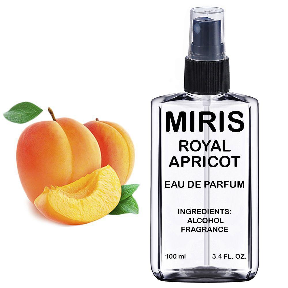Духи MIRIS Royal Apricot (Аромат Королевского Абрикоса) Унисекс 100 ml