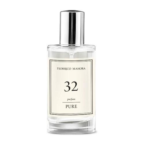 FM Pure 32 Духи для женщин Аромат Thierry Mugler Angel (Тьери Мюглер Энджел) Парфюмерия Federico Mahora