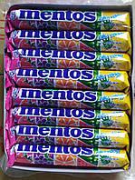 Драже жувальне Mentos Rainbow МІКС 30г*16