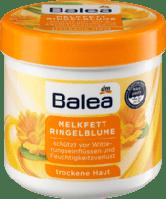 Balea Melkfett Ringelblume Крем-гель для сухої шкіри з екстрактом календули 250 мл