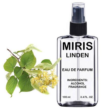 Духи MIRIS Linden (Аромат Липы) Унисекс 100 ml, фото 2