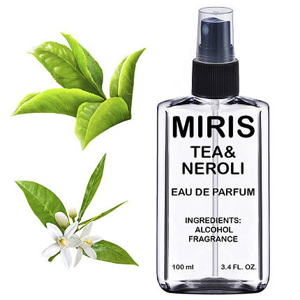 Духи MIRIS Tea & Neroli (Аромат Чая и Нероли) Унисекс 100 ml, фото 2