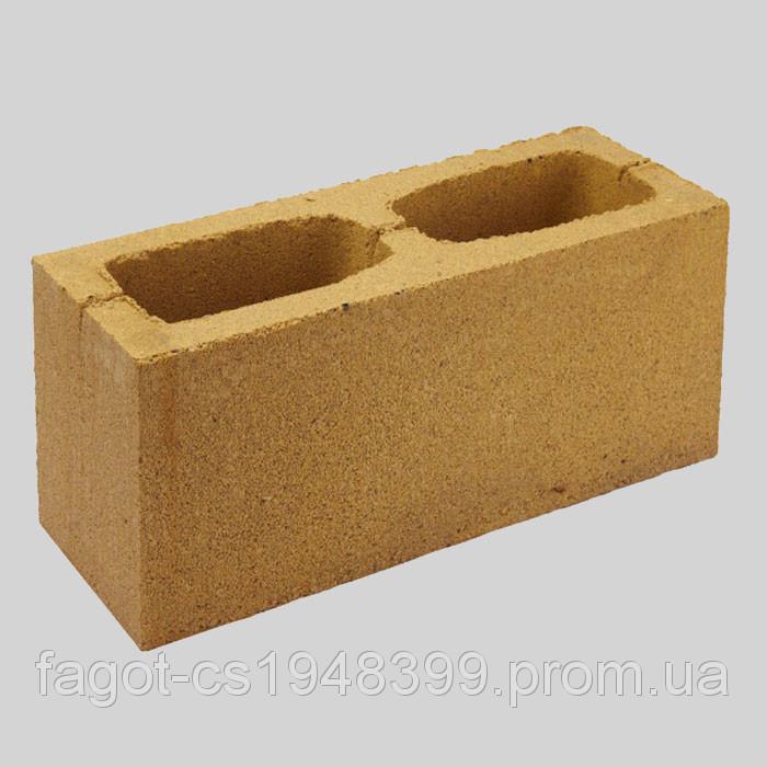 Блок Силта-Брик СКО-Л гладкий широкий