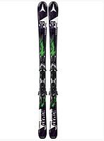 Горные лыжи Atomic BLACKEYE ARC-L black/green & XTO 12 (MD)