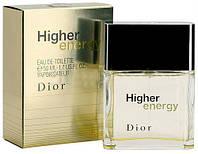 Мужская туалетная вода Dior Higher Energy 50ml
