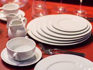 Столовий посуд (для сервірування)