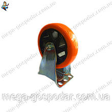 Колесо-неповоротное полиуретановое D-125мм