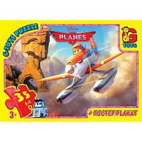 Пазлы G-Toys Самолетики A10602, 35 элементов