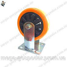Колесо-неповоротное полиуретановое D-150мм