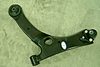 Рычаг передний левый (без шаровой) Geely Emgrand EC7/RV/FC/Lifan 620/ Джили Эмгранд EC7 1064001041