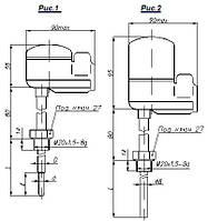 Термопреобразователь сопротивления ТСП-1187, ТСМ-1187