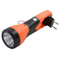 Фонарь YAJIA 209, 1LED,качественные фонари,налобные фонари, ручные фонари,фонари Yajia, комплектующие