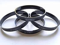 Кольцо центровочное 67,1-66,1 (проставочные,центрирующие) Термостойкость 280°c