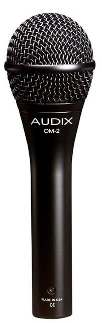 Микрофон динамический вокальный AUDIX OM2S
