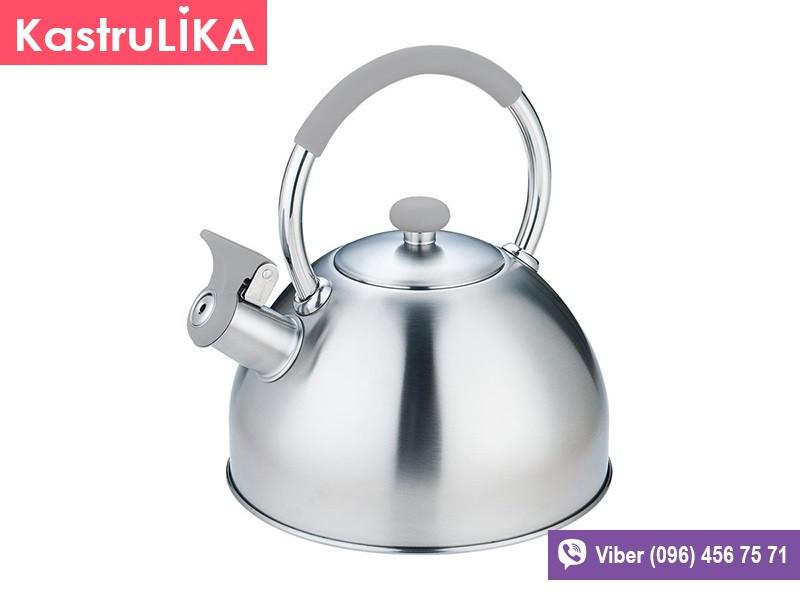 Чайник для плиты нержавейка Maestro 2.5л