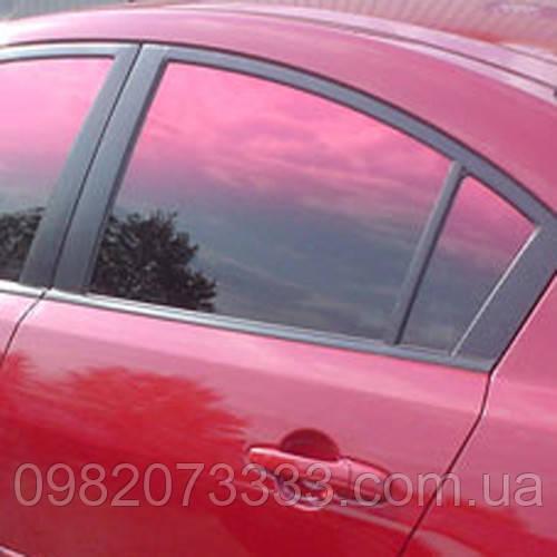 Автомобильная плёнка Red-Grey 20 gradient Sun Control для тонировки стёкол авто (ширина рулона 0,508) (пм)