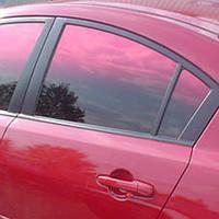 Автомобильная плёнка Red-Grey 20 gradient Sun Control для тонировки стёкол авто (ширина рулона 0,508) (пм), фото 1