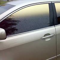 Автомобильная плёнка Gold-Bronze 35 gradient Sun Control  для тонировки стёкол авто (ширина рулона 0,762) (пм), фото 1