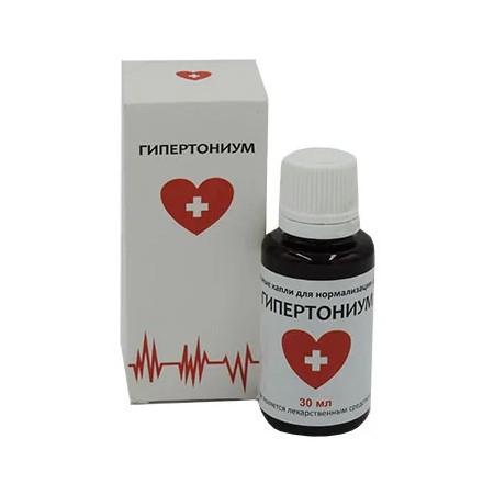 Капли от гипертонии Гипертониум 30 мл