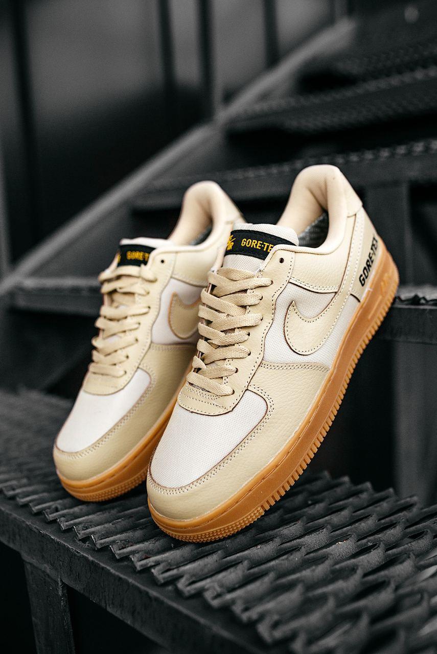 Мужские Кроссовки Nike Air Force 1 GORE-TEX (реплика)