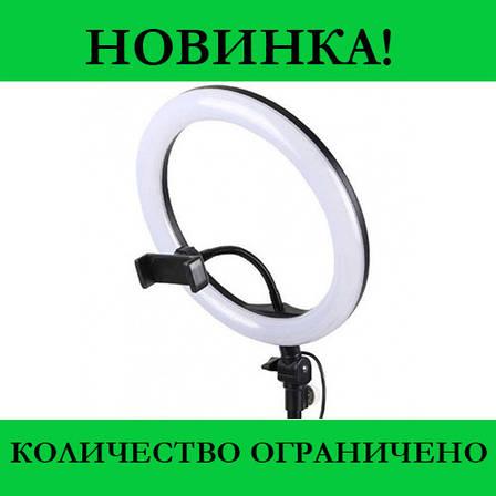 Кольцевая LED лампа 2 (1 крепл.тел.) USB (26см)- Новинка, фото 2