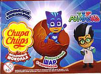 Шоколадные шары Чупа чупс PJMASKS Chups Chups, 18 шт