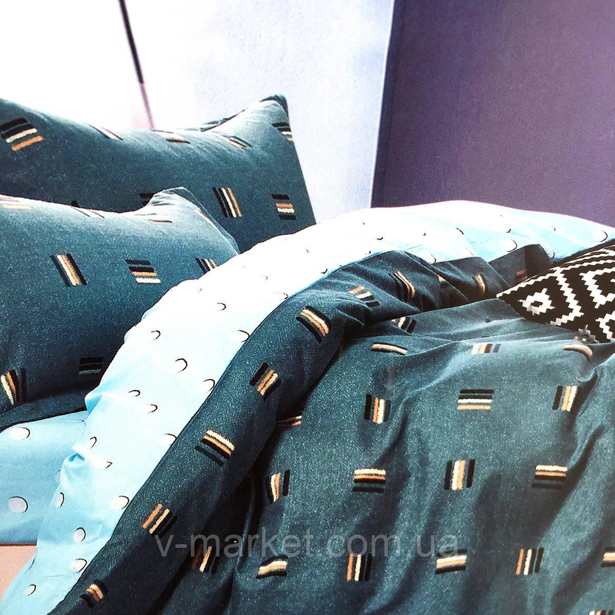 """""""Абстракция"""" постельное белье 3D эффект двуспальный размер, 180/220"""