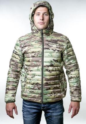 Утепленная куртка Tramp Urban TRFB-002 L Multicam, фото 2